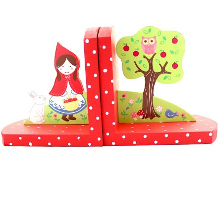 Little Red Riding Hood Bookends